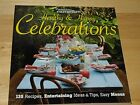 Weight Watchers Momentum Healthy  Happy Celebrations Cookbook Excellent Cond