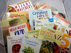 Weight Watchers Cook Book  Magazine Lot of 18 Recipes Dining Out Hardcover PB
