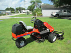 Jacobsen 1900D TriKing Reel Mower Kubota Diesel 1098 hrs 72 Cut 7 Blade Reels
