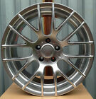 18 CSL Style HYPER SILVER Wheels Rims FITS BMW 5 Series 528I 535I AWD ONLY E60