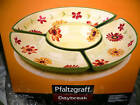 PFALTZGRAFF DAYBREAK 5 PIECE LAZY SUSAN SERVING SET  NEW IN BOX