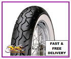 HARLEY DAVIDSON XL53C SPORTSTER CUSTOM WHITEWALL REAR TYRE MT90-16 74H Maxxis
