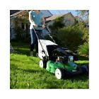 Push Lawn Mowers 21in Gas Electric Start Self Propelled Carb Compliant Walk