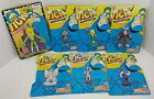 THE TICK New Lot of 7 6 Collectible Figures 1 Bendable 1994 Fox Arthur El Seed