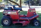 Sears riding mower