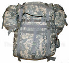 MOLLE II ACU Large Rucksack Field Pack Complete w/ Frame US Military Army VGC