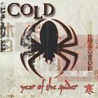 Cold : Year of the Spider CD (2003)