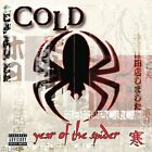 Cold : Year of the Spider [Limited Edition w/ Bonus DVD] CD
