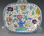 EARLY 19thC.ENGLISH Porcelain Dish RIDGWAY ? Antique Platter Tray New Hall Spode