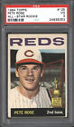 1964 Topps Pete Rose #125 All Star Rookie Card RC PSA 3 VG NQ