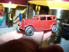 1920's Metal Toy Car Possibly Tootsie Toy