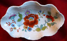 REDUCED! Lovely VINTAGE LIMOGES Leclair Clamshell-Shaped Floral Dish