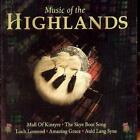 Various Artists : Music of the Highlands CD (2000)