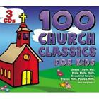 Steven Anderson : 100 Church Classics for Kids (3CDs) (2003)