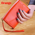 Top New Multi Propose Envelope Wallet Case Purse for Galaxy S2/S3 iPhone 4 4G 4S