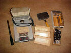 Vintage 1963 Warner Electric Rubber Stamp Machine #46 w/Accessories