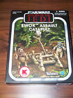 MINT NEW STAR WARS 2013 VINTAGE COLLECTION KMART EXCLUSIVE EWOK ASSAULT CATAPULT