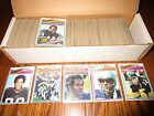 1977 Topps Football Complete Set Largent Rookie NM