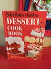 Vtg Better Homes And Gardens Dessert Cook Book 1960 1960s Housewife