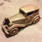 Vintage Cast Iron Arcade Champion AC Williams Hubley Austin Car