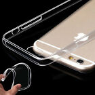 Soft Crystal Clear Transparent Soft Silicone TPU Case For iPhone 6 Plus 6S Plus