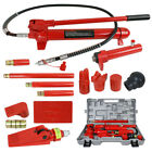 10 TON PORTA POWER HYDRAULIC JACK BODY FRAME REPAIR KIT TOOLS