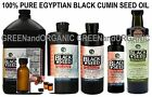 Amazing Herbs 100% Pure Organic EGYPTIAN BLACK SEED OIL Cumin Raw Nigella Sativa