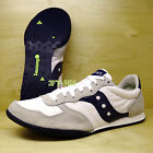 SAUCONY BULLET WHITE NAVY MENS CASUAL RETRO RUNNING SHOES SNEAKER S6222 11