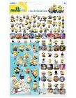 12 x Paper Projects MINIONS Mega Pack Over 150 Fun Stickers Foiled Re usable