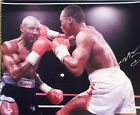 SUGAR RAY LEONARD AUTOGRAPHED SIGNED 16 X 20 PICTURE JSA COA and Hologram