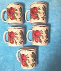 Sakura -Sonoma - Excell Oneida - Coffee/Mugs/Cups - Set of 5