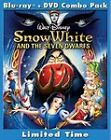 Snow White and the Seven Dwarfs Three D Blu ray