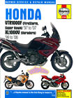 SHOP MANUAL HONDA VTR1000F FIRESTORM SERVICE REPAIR SUPER HAWK HAYNES BOOK