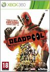 Deadpool PAL Xbox 360 Game VGWC + Warranty