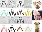 Suspender and Bow Tie Set for Baby Toddler Kids Boys Girls Children USA Seller
