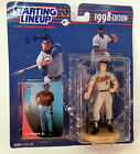 Cal Ripken Jr. Starting Lineup 1998 Figure & Trading Card by Kenner Unopened