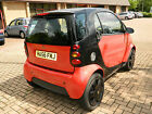 2006 56 REG SMART 07  61bhp  FORTWO PURE SEMI AUTO SOLD AS SPARES REPAIRS