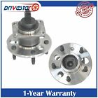 Pair2 New REAR Wheel Hub  Bearing for Buick Pontiac Cadillac Olds Malibu w AB