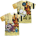 FOSTERS HOME FOR IMAGINARY FRIENDS Licensed Mens Graphic Tee Shirt SM 3XL