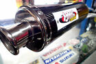 Hi Performance GY6 Scooter Exhaust System CARBON FIBER RACING STREET