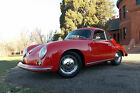 Porsche 356 A 1600 Coupe 1958 porsche 356 a 1600 coupe original beautiful no rust