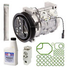 New Genuine OEM AC Compressor Kit With Drier Oil  More For Chevy Tracker