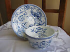 Saucer Laura Ashley Blue and White England