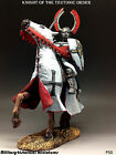 Tin soldiers 54 mm Knight of the Teutonic order Hand painted