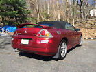 Mitsubishi: Eclipse Spyder GTS Convertible for $4200 dollars