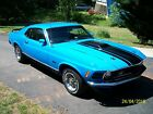 Ford Mustang Grabber Blue Pachage 1970 ford mustang mach 1 grabber blue package 4 speed