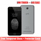 UMI TOUCH 4G LTE 55 FHD Android 60 Octa core 3G RAM 16GB Touch ID Smartphone