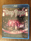 Deep Purple: Live at Montreux 2011 (Blu-ray Disc, 2011, Eagle Rock) New-Sealed