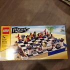BRAND NEW IN BOX Lego Pirates Chess Building Set 40158 Factory Sealed