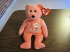 2005 TY BEANIE BABY GEORGIA CHEROKEE ROSE BEAR--AGES 3 & UP--BOYS & GIRLS
